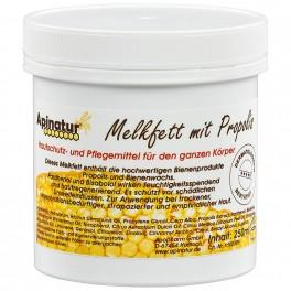 Melkfett mit Propolis