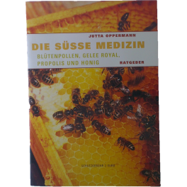 Honig-Informationsbroschüre