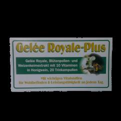 Gelee Royale Trinkampullen